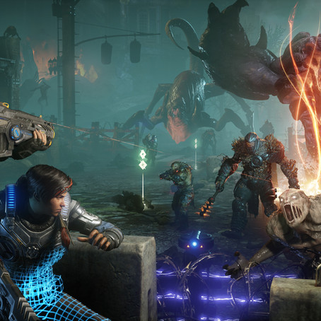 Gears 5 Impressions: More of the Same with a New Look