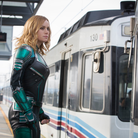 """CAPTAIN MARVEL Tickets on Sale Now Alongside New """"Special Look"""" At the Film"""