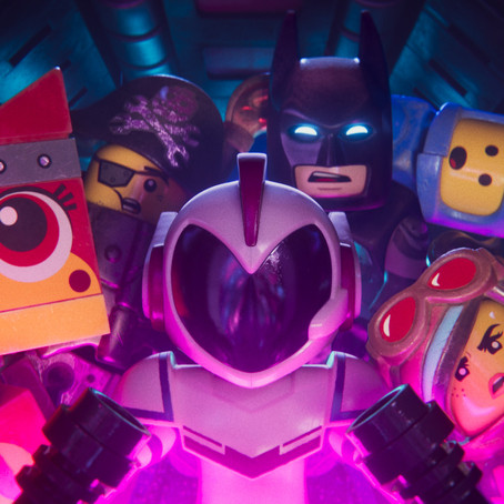 THE LEGO MOVIE 2 Disappoints With 20 Million Decline From Industry Expectations