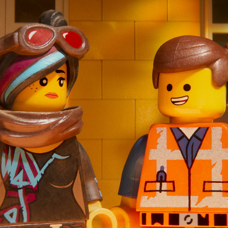 The LEGO Movie 2 Invades with Promotional Nationwide Mini-Room Experience