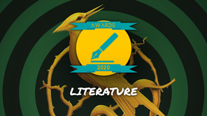 Announcing the Literature Winner   HBB Reviews Awards 2020