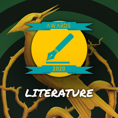 Announcing the Literature Winner | HBB Reviews Awards 2020