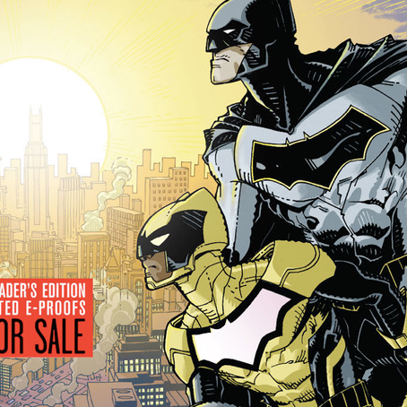 Batman & the Signal Book Review