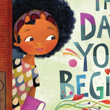 The Day You Begin Book Review