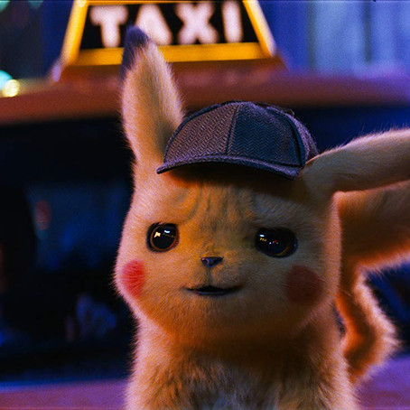 Detective Pikachú Movie Review