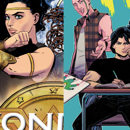 DC Comics Unveils its 2020 YA Graphic Novel Lineup
