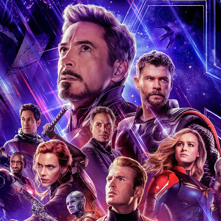 AVENGERS: ENDGAME Official Trailer #2 & New Poster Revealed