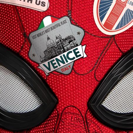 SPIDER-MAN: FAR FROM HOME Teaser Trailer + One-Sheet Poster Revealed