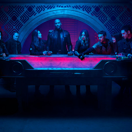 Agents of Shield Season 6 Storms  #Wonder-Con2019