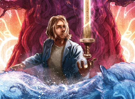 Magnus Chase and the Gods of Asgard: The Sword of Summer Book Review