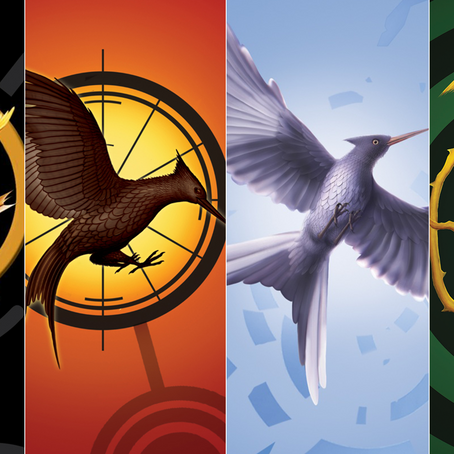 Ranking the Hunger Games Saga - Including THE BALLAD OF SONGBIRDS AND SNAKES