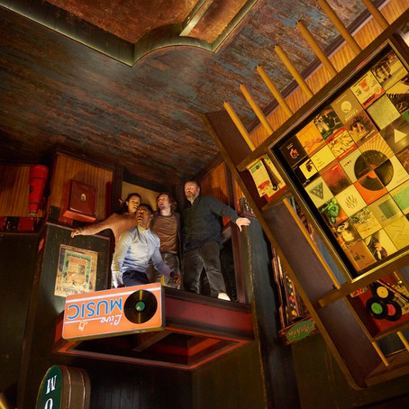 ESCAPE ROOM Debuts Moderately w/ 18 Million Opening Weekend