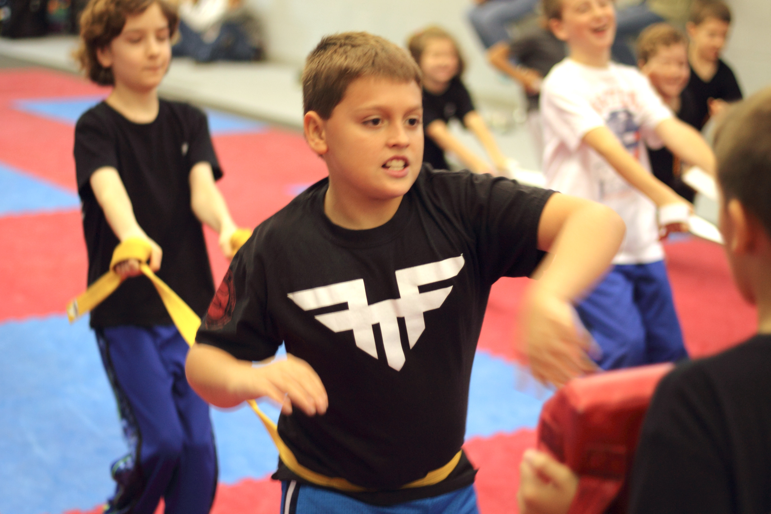 Kids Krav Maga Lexington Kentucky