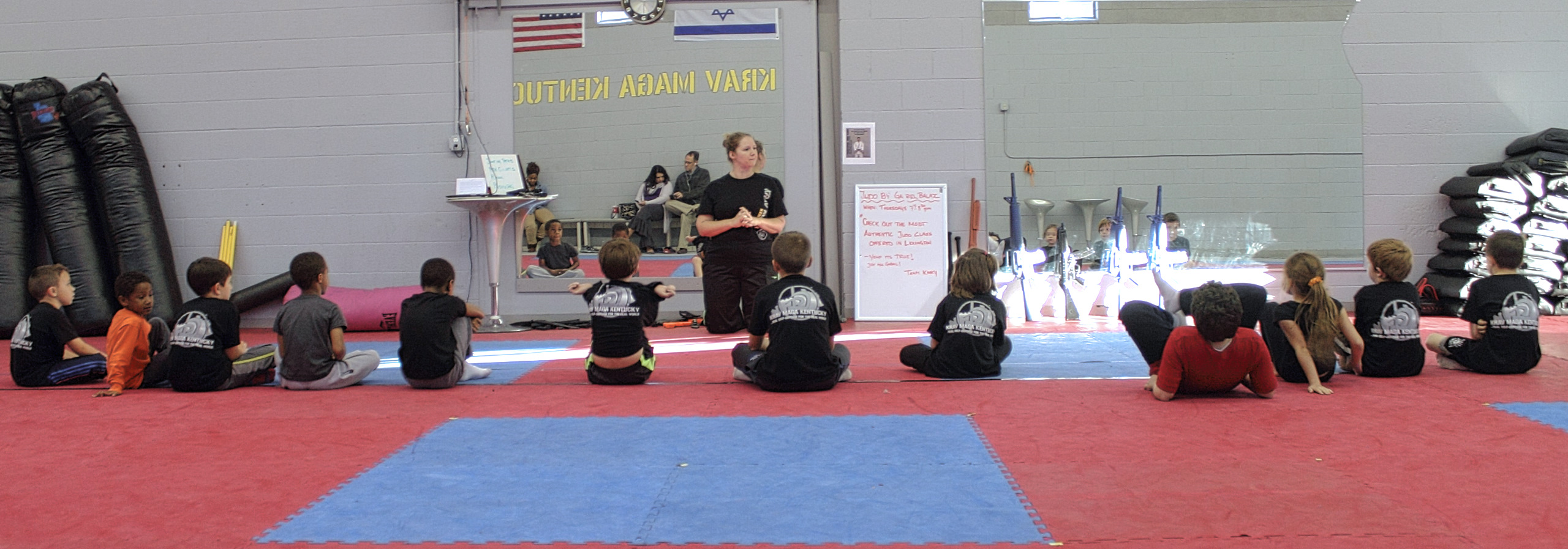 Kids Self Defense Lexington KY