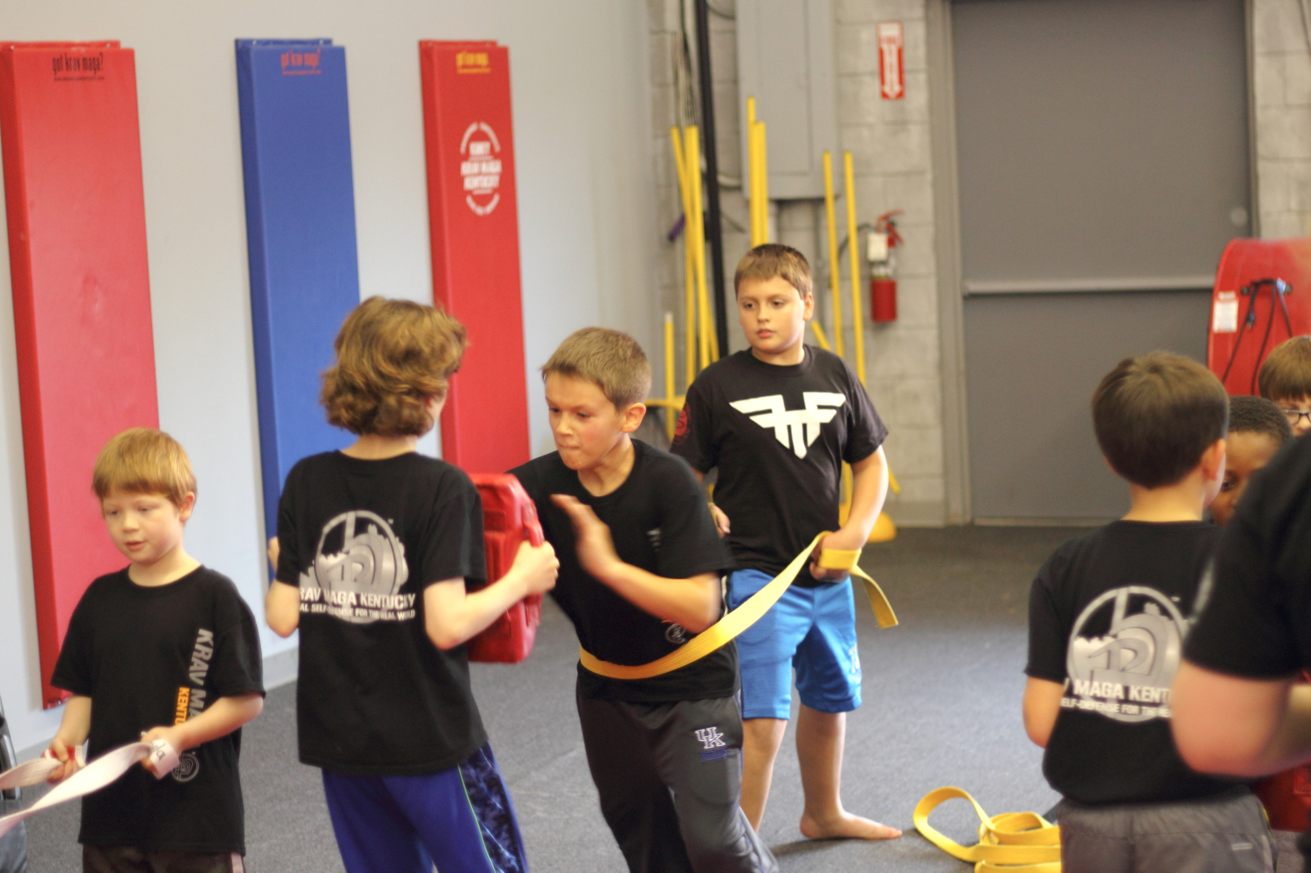 Kids Martial Arts Lexington KY