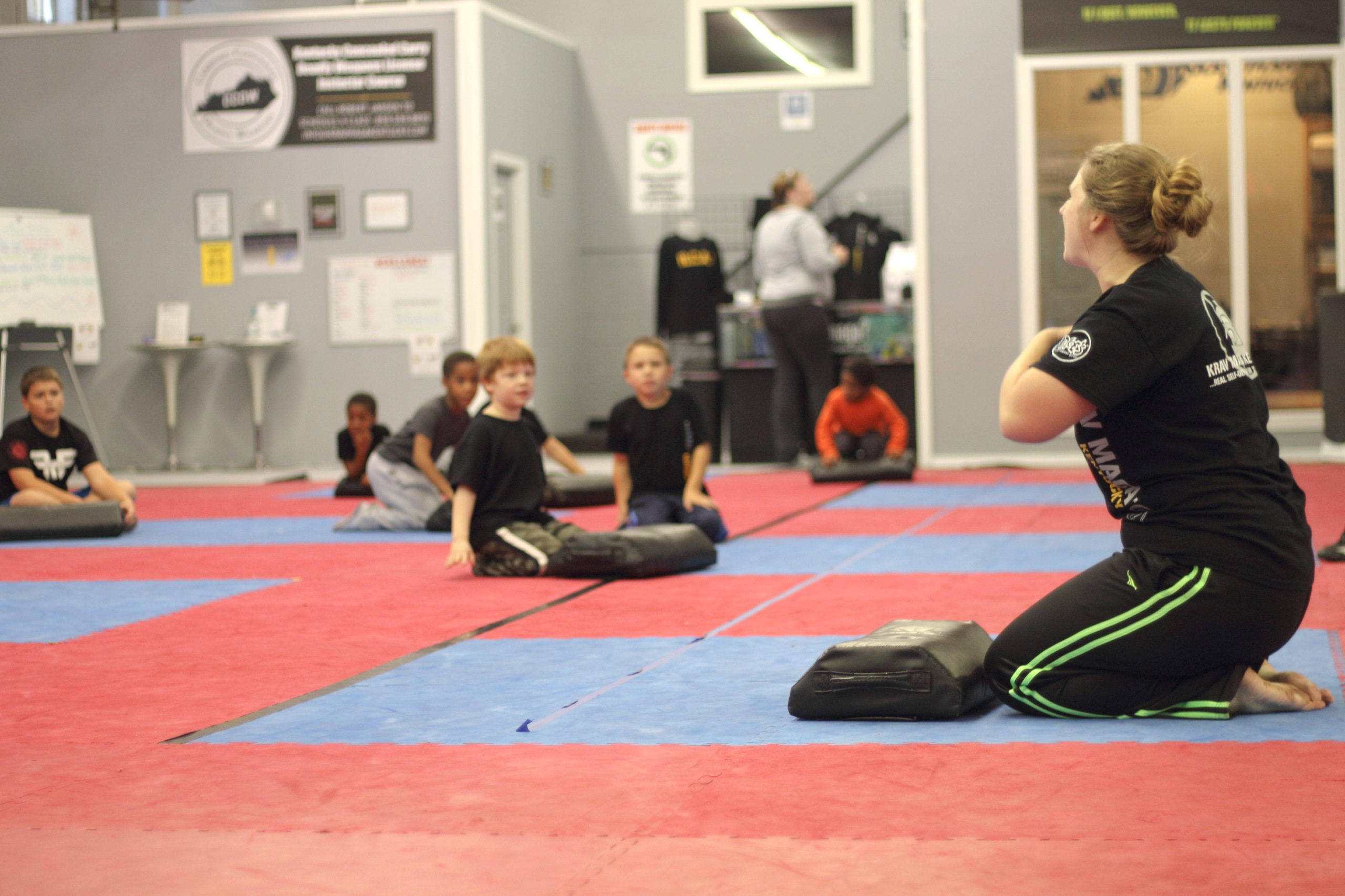 Youth Self Defense