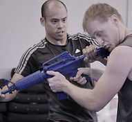 Weapons defense training