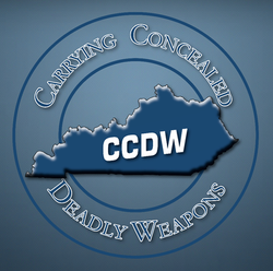 KY CCDW CERTIFICATIONS