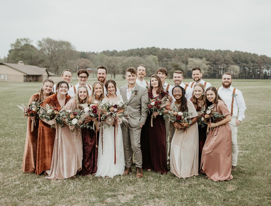 Grayson and Brooke Lackey   Wedding  _-4