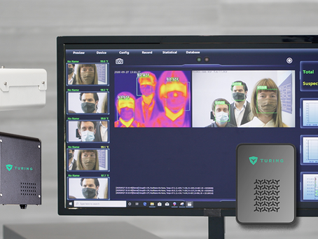10 Ways the Turing Shield Temperature AI Scanners Protects and Empowers Business Operations