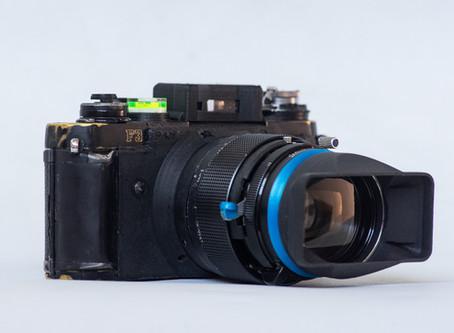 F3Pan Câmera Panorâmica 24x70mm