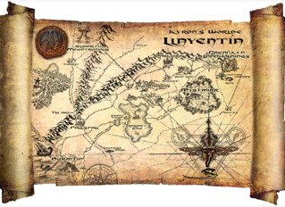 Have map, will travel in a fiction world
