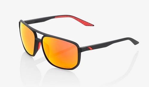 KONNOR Soft Tact Black HiPER® Red Multilayer Mirror Lens