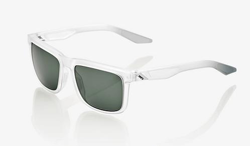BLAKE Matte Translucent Crystal Clear Grey Green Lens