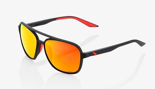 KASIA Soft Tact Black HiPER® Red Multilayer Mirror Lens