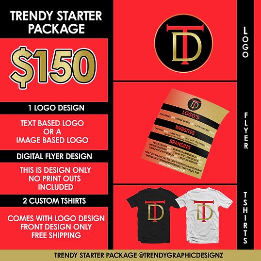 Trendy Starter Package