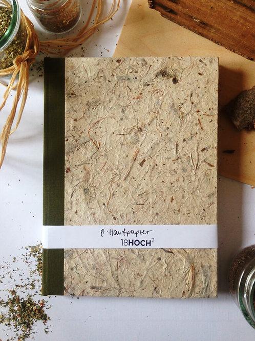 Notizbuch | Hanfpapier