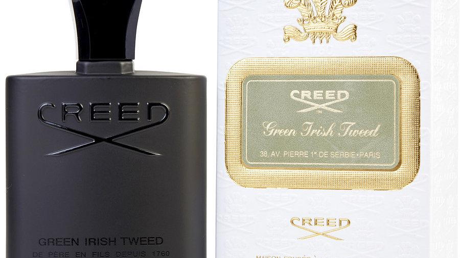 CREED- GREEN IRISH TWEED