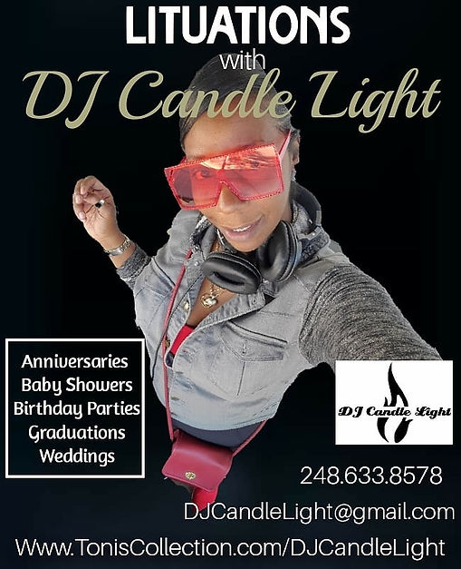 DJ Candle Light