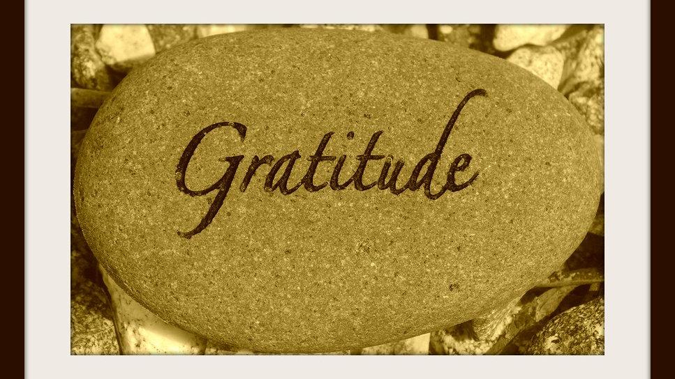 GRATITUDE GIFT SET