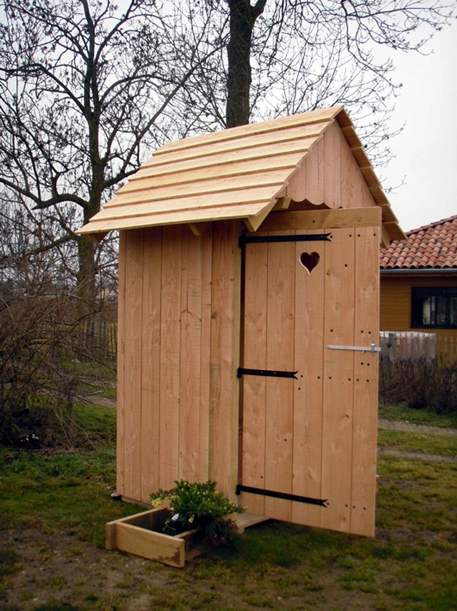ateliers valentin cabane de jardin toilette s che. Black Bedroom Furniture Sets. Home Design Ideas