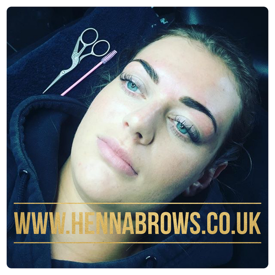 The best brow henna in the UK direct from 🇮🇳