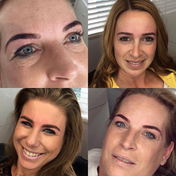 Henna Eye Brow Training UK