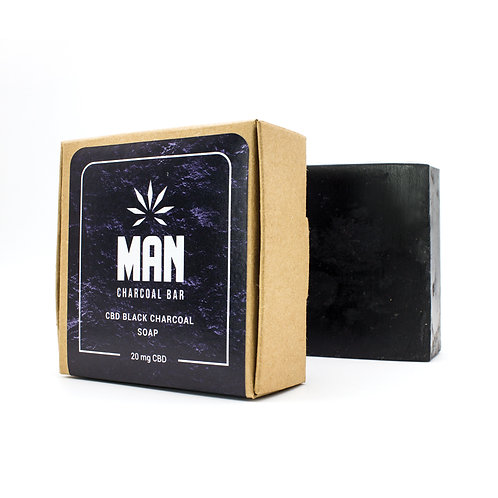 MAN Charcoal Body Soap