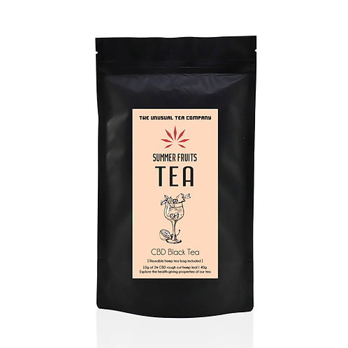Summer Fruits Hemp Tea