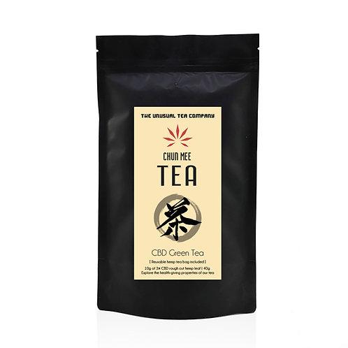 Chun Mee Hemp Tea
