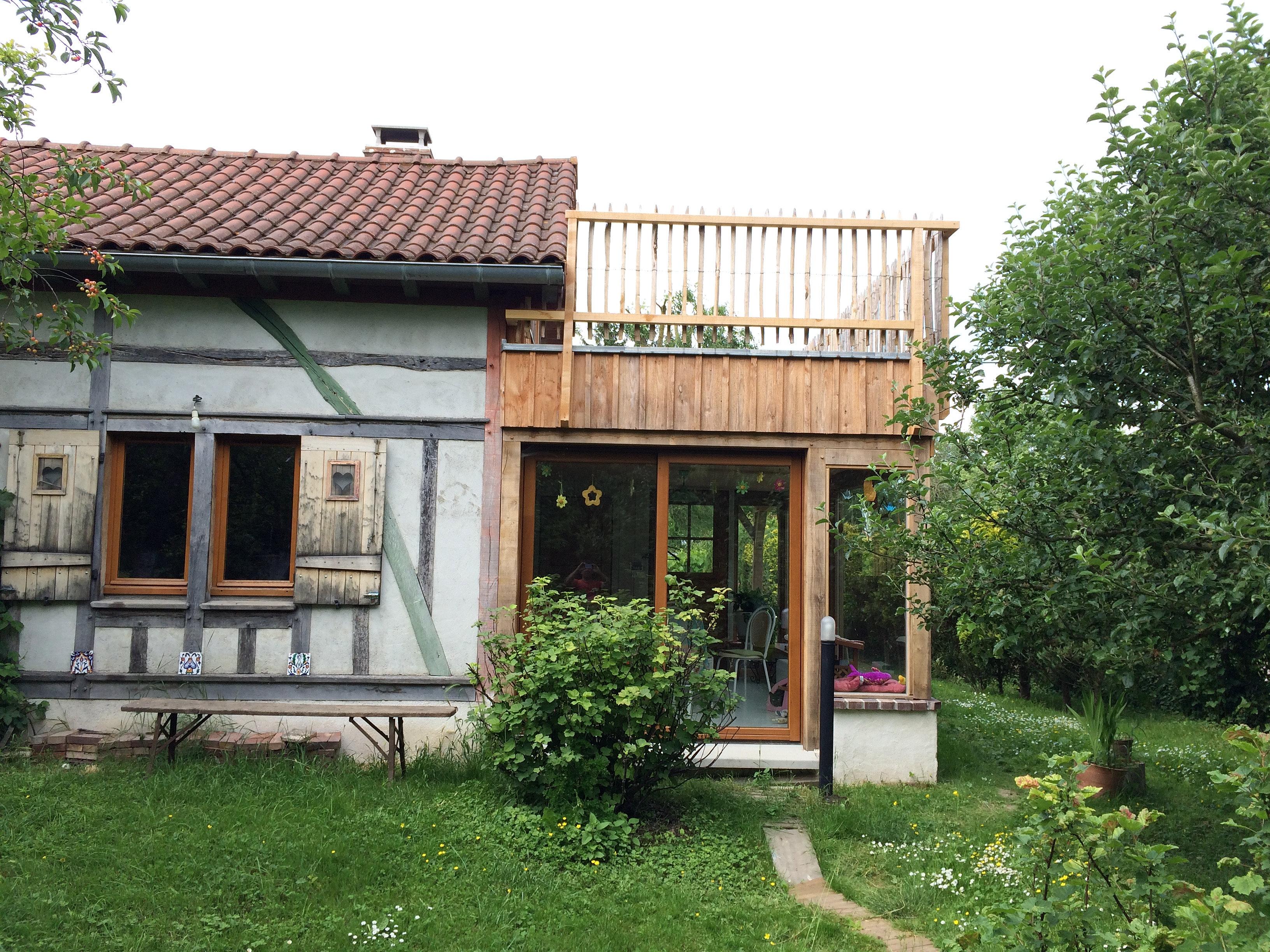 Hauteur terrasse bois - Darty porte de la villette ...