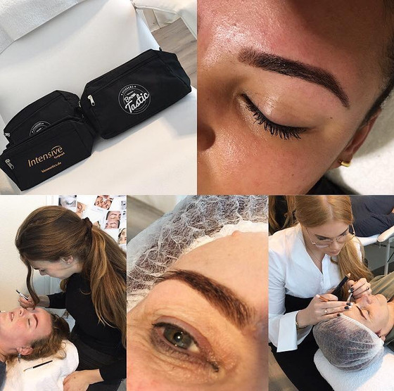 Taking Bookings for January & February for BrowTastic Henna Eye Brow Training UK #abt #accredite