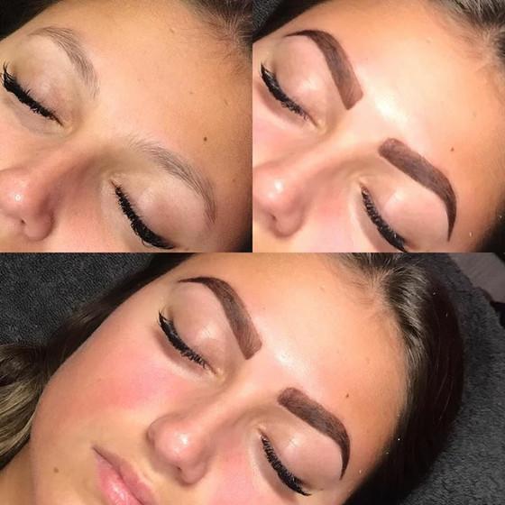 BrowTastic Henna eye Brow training 🇬🇧