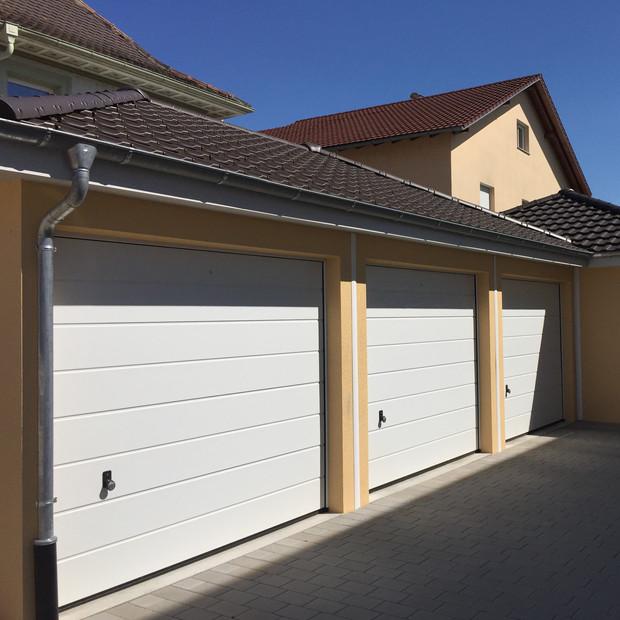 Garagen Dach