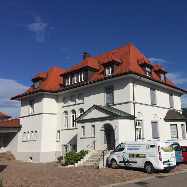 Altbausanierung Dachdeckung Dachstuhl