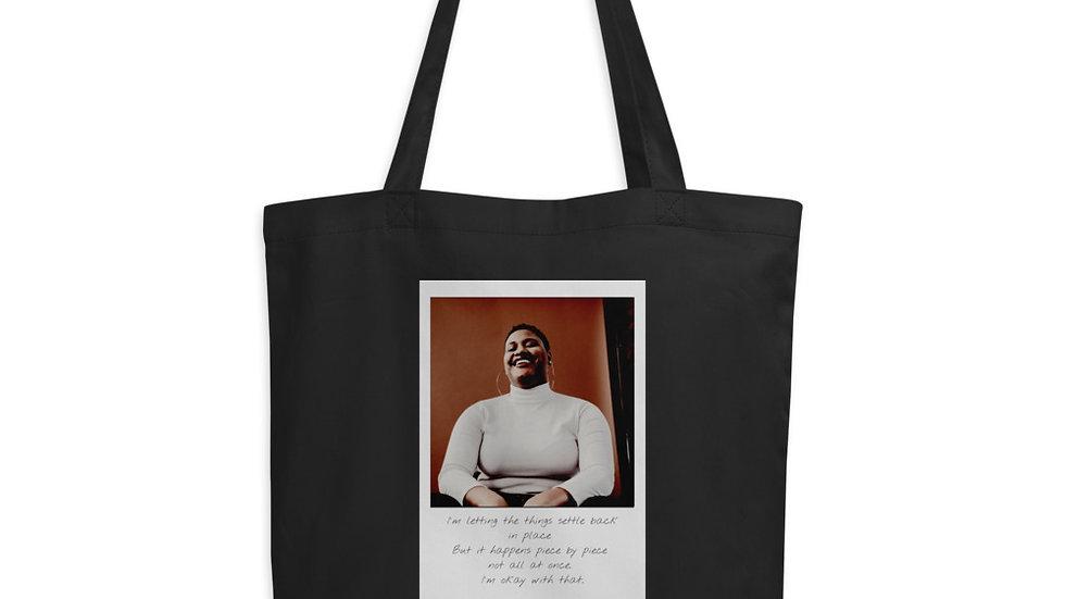 Eco Tote bag   Designer Organic bag   Piece by Piece