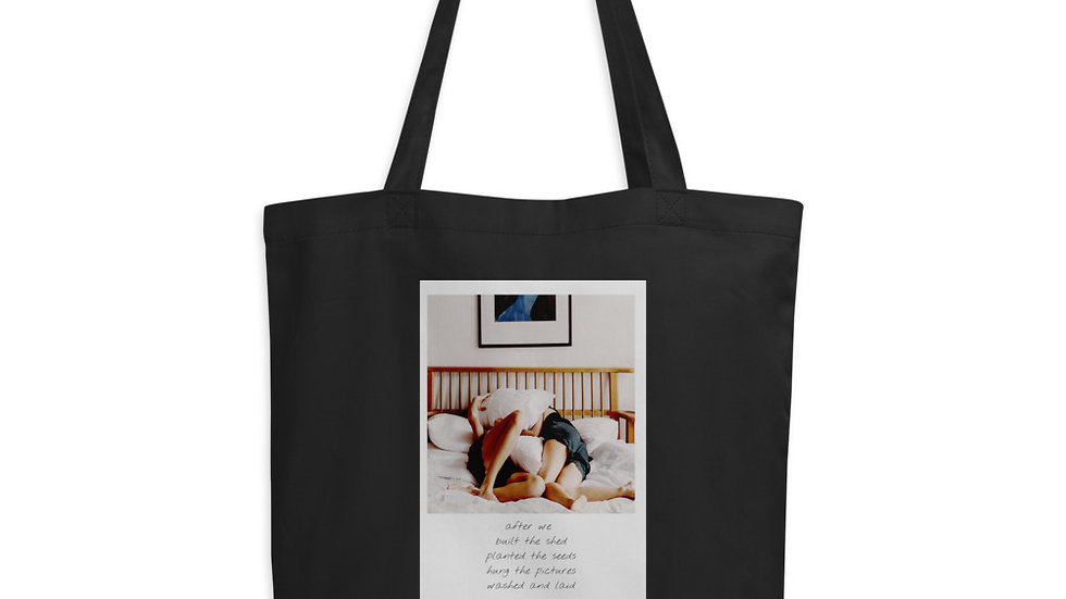 Eco Tote bag | Designer Organic bag | Growth
