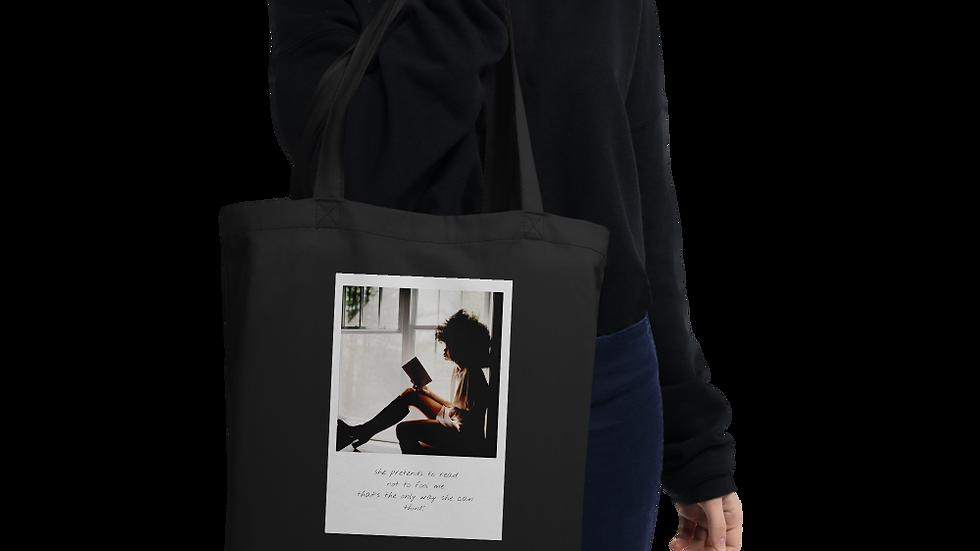 Eco Tote bag | Designer Organic bag | Think
