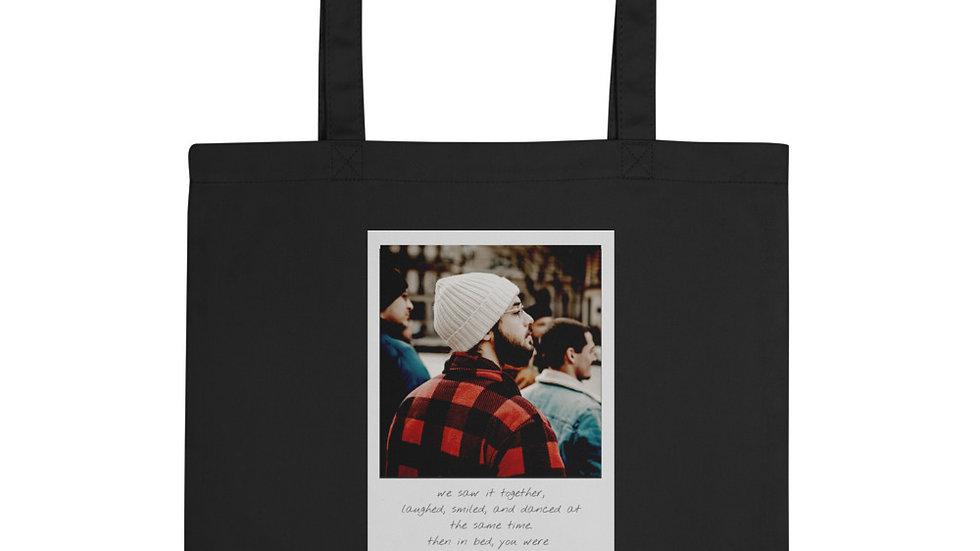 Eco Tote bag | Designer Organic bag | Same Time