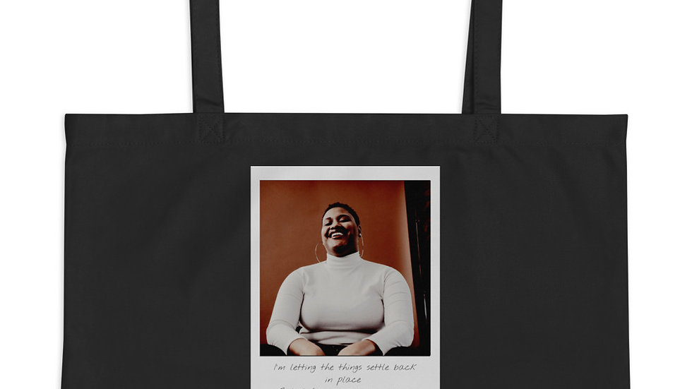 Large Eco-Organic Tote bag |  Weekender | Piece by Piece